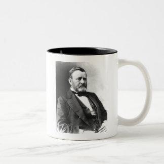 Ulysses S. Bevilja Två-Tonad Mugg