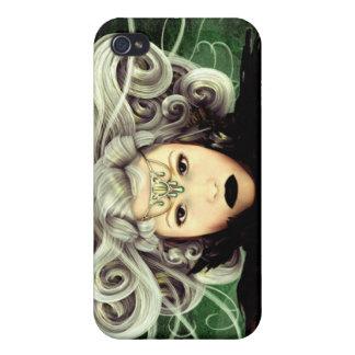Unamused gotisk konst 4 iPhone 4 hud