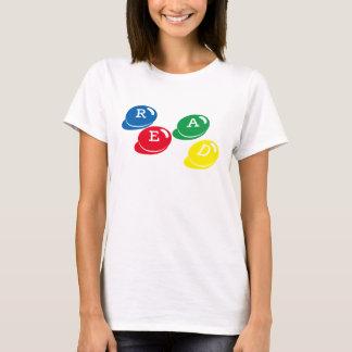 Under $20: LÄS läs-och skrivkunnighet T-shirt