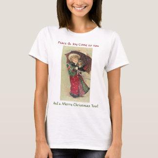 Under $20: Victorianflicka- & valpjul T-shirts