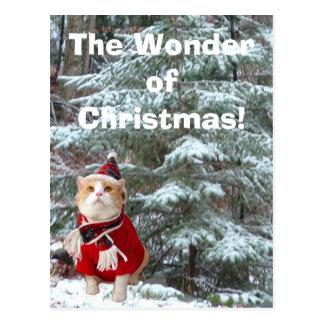 Under av jul! vykort