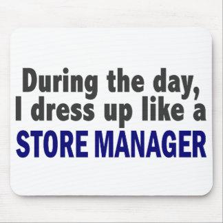 Under dagen klär jag upp något liknande en musmatta