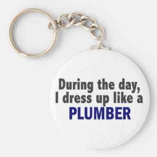 Under dagen klär jag upp något liknande en rund nyckelring