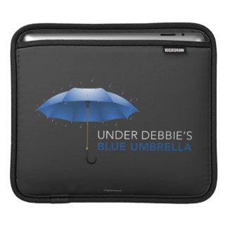 Under Debbies blåttparaplyet Sleeve För iPads