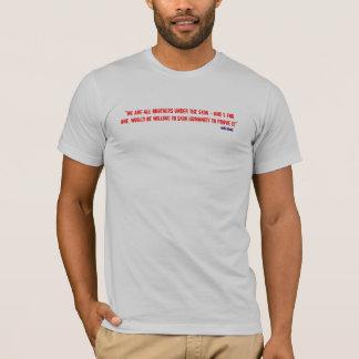 Under flå tee shirt