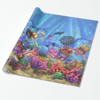 Under havet presentpapper