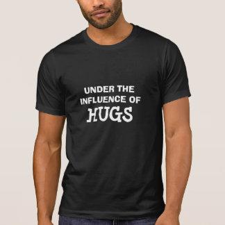 Under påverkan av kramar (vittext) tröja