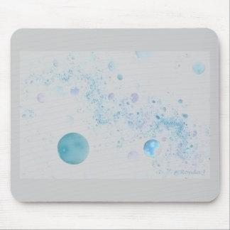 under vatten bubblar musmatta