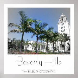 Underbar Beverly Hills affisch! Poster