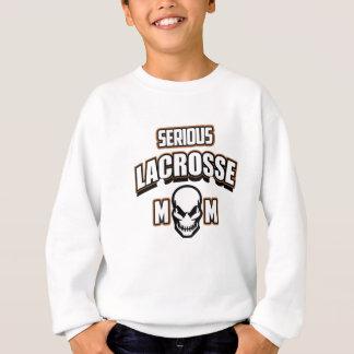 Underbar gåva för allvarlig Lacrossemamma Tee