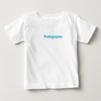 Underbar gåva för fotograf t shirts