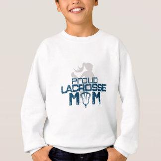 Underbar gåva för stolt Lacrossemamma T-shirts