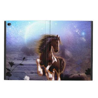 Underbar häst med månen i natten powis iPad air 2 skal