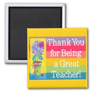 Underbar läraremagnet