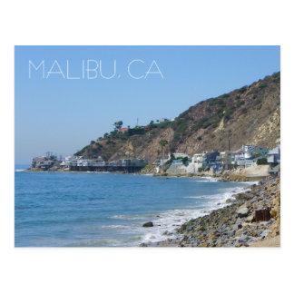 Underbar Malibu vykort! Vykort
