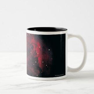 Underbar Orion Nebula Två-Tonad Mugg