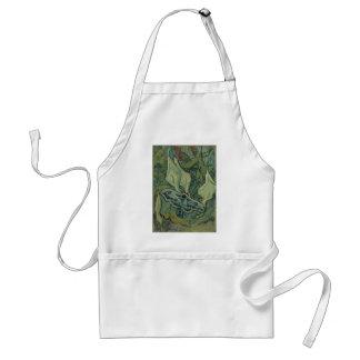 Underbar påfågelmal av Vincent Van Gogh Förkläde