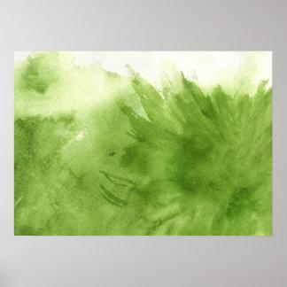 underbar vattenfärgbakgrund - vattenfärgen målar 2 poster