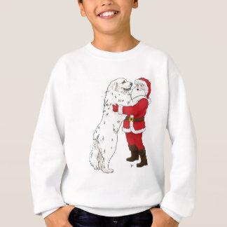 Underbara Pyrenees julhälsning T Shirt