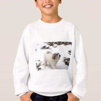 underbara pyrenees valp tee shirt