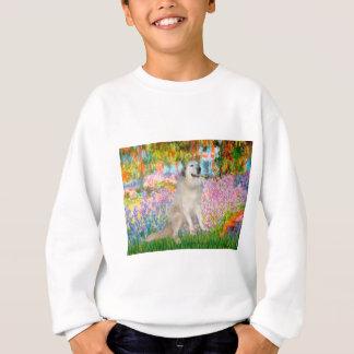 Underbara Pyrnees 9 - trädgård T-shirts