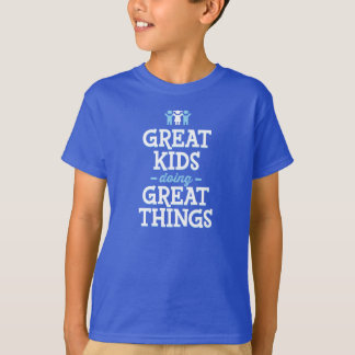 Underbara ungar som gör underbara saker 2 tee shirts