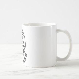 Underbaren förseglar av Guam Kaffemugg