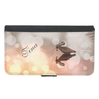 Underbart fodral för plånbok för galax S5 för