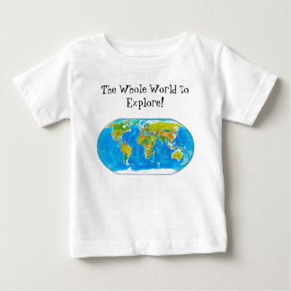 Underbart globalt grafiskt! t shirts