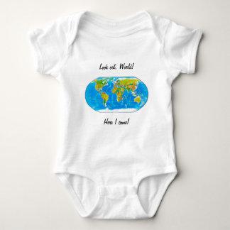 Underbart globalt grafiskt! t-shirts