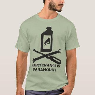 Underhåll är Paramount T Shirt