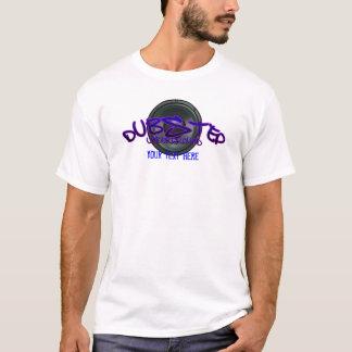 Underjordiska Dubstep Tee Shirt