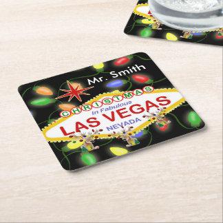 Underlägg för Las Vegas PERSONLIGjul