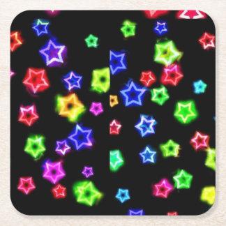 Underlägg för neonregnbågestjärnor