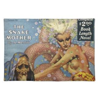 Undersea ormfolk bordstablett