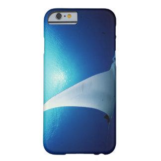 Undersida av en mantastråle barely there iPhone 6 skal