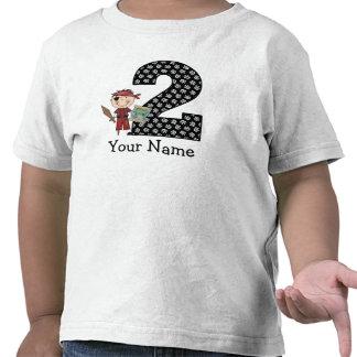 Understödja födelsedagpiratT-tröja