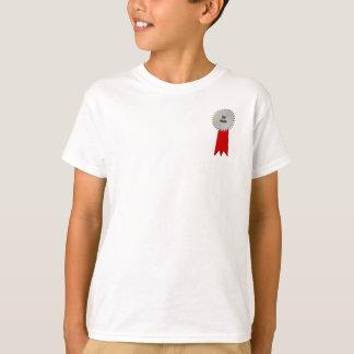 Understödja ställebandet tee shirt