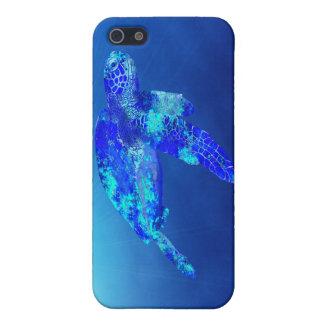 Undervattens- havssköldpadda iPhone 5 hud