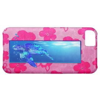 Undervattens- havssköldpadda iPhone 5C fodral