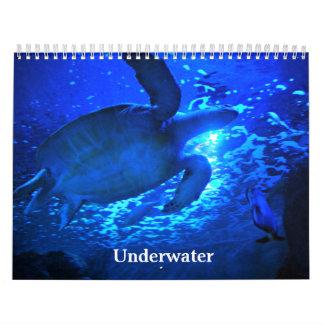 Undervattens- Kalender