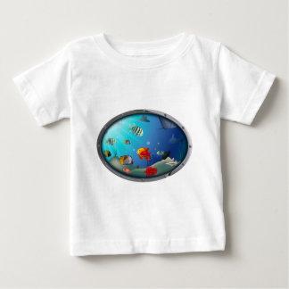 Undervattens- plats tshirts