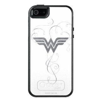 Undra för skönhetsalighet för kvinna | logotyp OtterBox iPhone 5/5s/SE skal