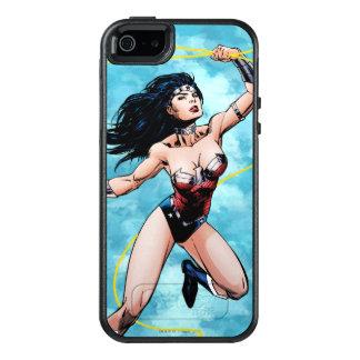 Undra kvinna & Lasso av sanning 2 OtterBox iPhone 5/5s/SE Skal