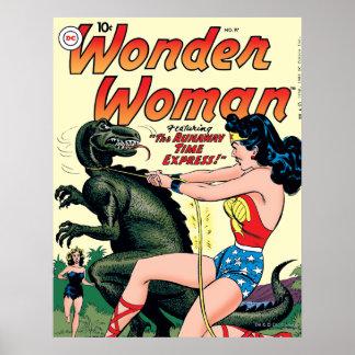 Wonder Woman Runaway Time Express