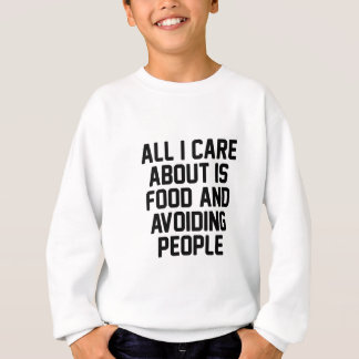 Undvika folk t-shirts