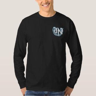 UneekSounds långärmadsvart T Shirt