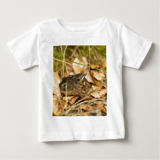 Ung Blackbird (Turdusmerulaen) T Shirt
