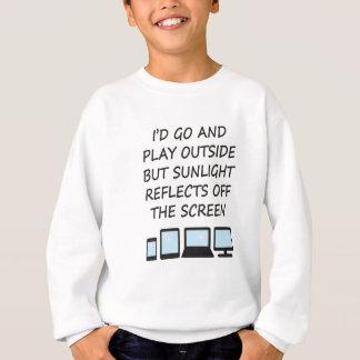 Ung gamer tröjor