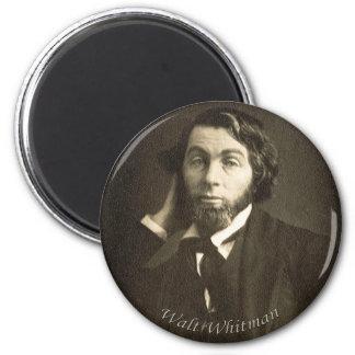 Unga Walt Whitman Magnet